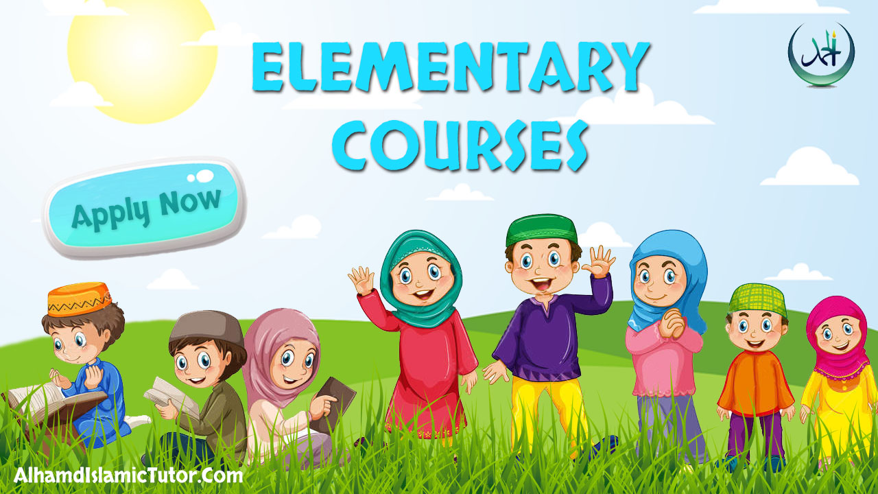 Islamic Course For Children